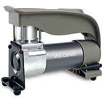 1979年始于台湾高品质VOLCANO风劲霸车载打气泵 一体成型阳极铝合金汽缸 高性能越野汽轮胎充气机 德国进口活塞