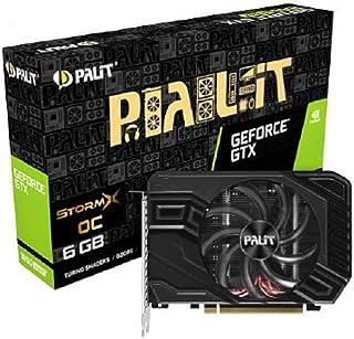 Palit GeForce GTX 1660 Super StormX 超频