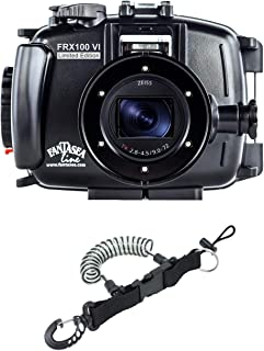 Fantasea Line FRX100 VI 限量版,適用于 Sony RX100 VI 帶 DiveCatalog's 線圈掛繩