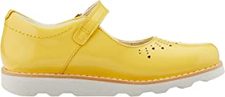 Clarks 女童 Crown Jump K 乐福鞋