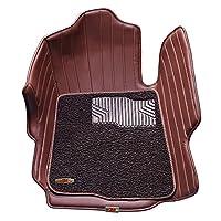 3M旗舰系列 丝圈汽车脚垫 专车定制 咖啡色(亚马逊自营商品, 由供应商配送)
