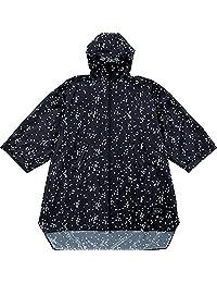 w.p.c (World Party) 雨衣 雨衣 雨衣 均码 K77-053 黑色 93cm(前丈)105cm(着丈)81cm(裄丈)170cm(胸囲) K77-059