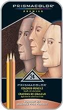 Prismacolor 三福霹靂馬 24色肖像彩鉛套裝 彩色鉛筆 油性彩芯 人像膚色繪畫