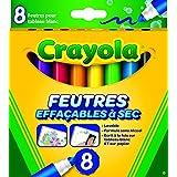 Crayola 干擦记号笔,58-8223-f-000