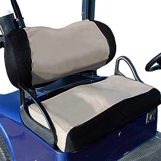 Greenline Spacermesh 高尔夫球车座套 - 适合 EZGO 或 Yamaha/Club 汽车长座椅