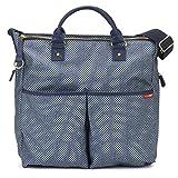 美国Skip Hop Duo Luxe妈妈包-特别版-蓝色针纺SH200309