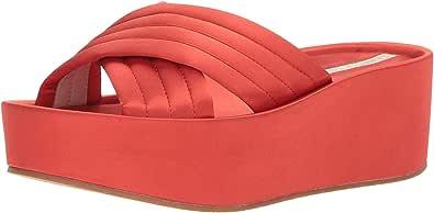 Kenneth Cole New York 女士 Damariss 防水台 X 带一脚蹬凉鞋 terra 6 M US