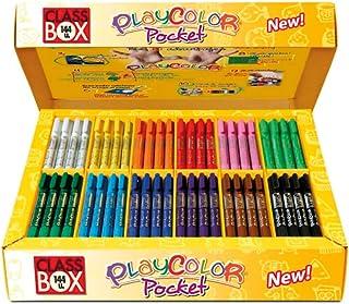 Jack Richeson 2510601 144 件标准颜色 薄尺寸 游戏颜色