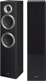 Pioneer S-ES21TB 黑色音箱套装(家庭影院,黑色,120 瓦,62-19000 赫兹,8 欧姆,79 分贝)