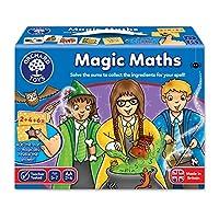 Orchard Toys 桌面游戏 神奇的数学(亚马逊进口直采,英国品牌)