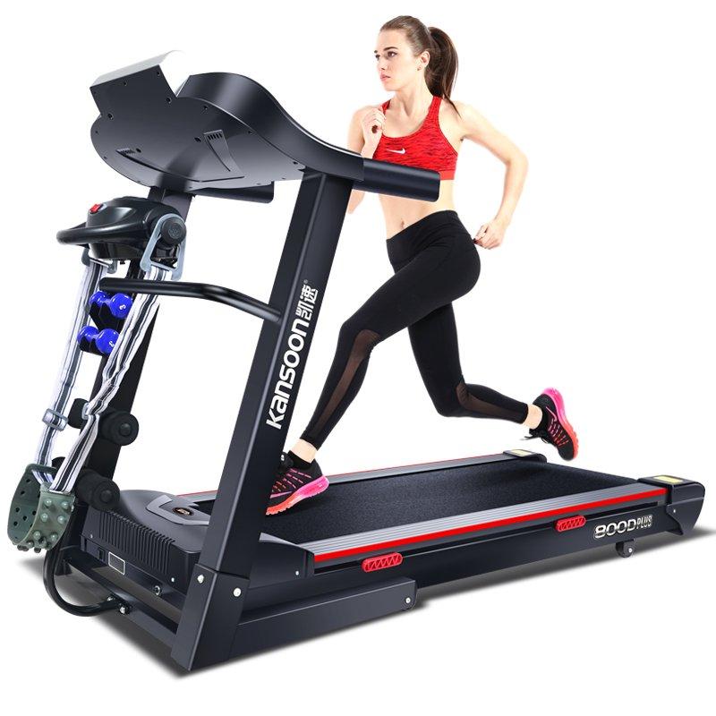 Kansoon凯速 家用多功能豪华升级电动跑步机 2.5HP马达 40CM超宽跑带