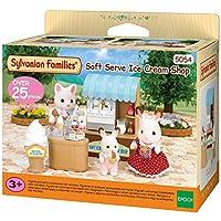 Sylvanian Families 5054 Soft Serve 冰淇淋商店