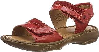 Josef Seibel 女士 Debra 19 踝带凉鞋