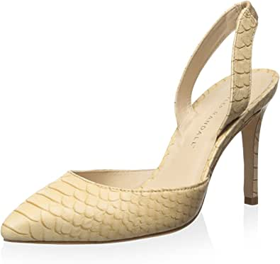Loeffler Randall 女士露跟高跟鞋 肤色 5.5 M US