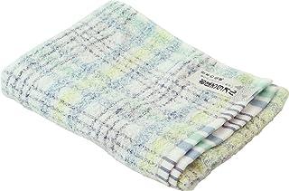 (内野) UCHINO ROYAL CREST(ROYAL CREST) 米尔浴巾 约34×90cm 蓝色 9006Y608 B
