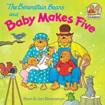 The Berenstain Bears and Baby Makes Five (First Time Books(R)) (English Edition)