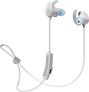 铁三角(Audio-technica) audio-technica 无线耳机 防水/运动用 ATH-SPORT60BT 支持 蓝牙ATH-SPORT60BT WH 普通