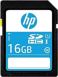 HP SDXC卡 UHS-I 读写:95MB/s 全HD 高速视频 摄像头存储卡HFSH016-1U1 16GB
