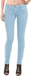 HyBrid & Company 女士超舒适弹力牛仔布 5 口袋牛仔裤