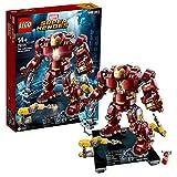 LEGO 乐高  拼插类 玩具  Super Heroes 超级英雄系列 反浩克装甲:奥创纪元版 76105 14+岁