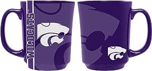 The Memory Company NCAA 堪萨斯州立大学反光马克杯,均码,多色