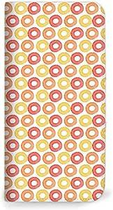mitas iphone ケース416NB-0186-OM/602KC 14_DIGNO G (602KC) 橙色(无带)