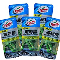 Turtle Wax 龟牌 G-4006 * 5超浓缩汽车雨刷精玻璃清洗剂5袋装