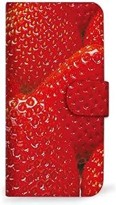 mitas iphone ケース189SC-0111-IC/F3112 2_Xperia XA (F3112) 草莓