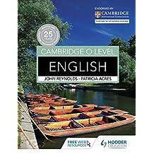 Cambridge O Level English (English Edition)
