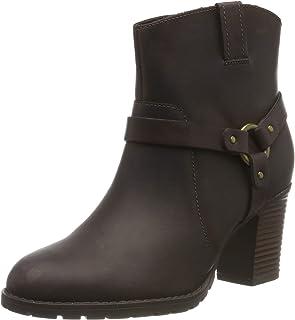 Clarks 女士Verona Rock 松靴筒靴子