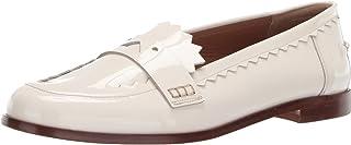 Emporio Armani 安普里奥·阿玛尼女式皮革乐福鞋