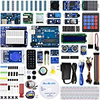 REXQualis Arduino UNO R3 套件 3)UNO R3 Most Complete Kit
