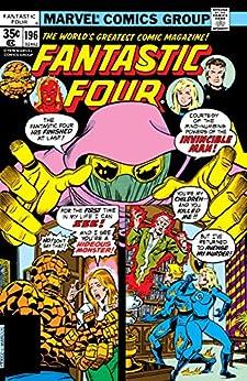 """""""Fantastic Four (1961-1998) #196 (Fantastic Four (1961-1996)) (English Edition)"""",作者:[Wolfman, Marv]"""