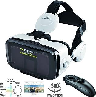VR 耳机虚拟现实耳机 20200618V7.0  White with Remote