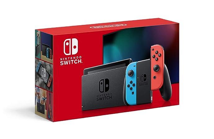 降20元 续航升级版 Nintendo 任天堂 Switch 游戏家庭主机 日版 ¥2043