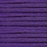 PARACORD PLANET 7 股 4mm 跳伞绳串珠线(颜色超过 250 种颜色!) 可选尺寸 15.24,30.48,76.20 m