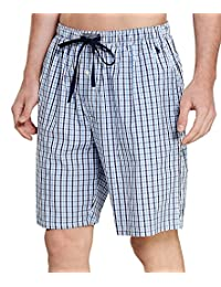 Polo Ralph Lauren 编织睡裤,M 码,南塔基格子图案