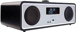 Ruark R2 X -SB R2S 音频系统 DAB +,Spotify,黑色