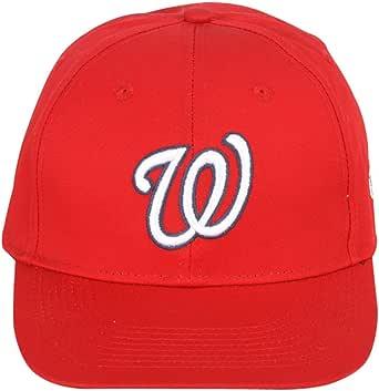 华盛顿国民成人可调节帽 MLB 官方*职业棒球大联盟复制棒球帽