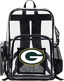 The Northwest Company Green Bay Packers NFL Dimension Clear 背包