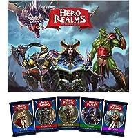 HERO Realms 大套装–BASE 游戏带5个字符包