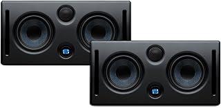 PreSonus Eris E44有源近场监听音箱 (两分频 三单元MTM排列方式 堪比万元级产品) 单只装