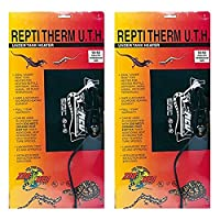Zoo Med ReptiTherm Under Tank 加热器 2组