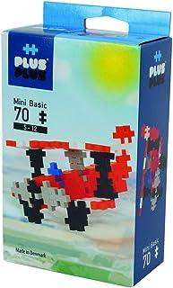 Plus-Plus 飞机标准混合建筑积木