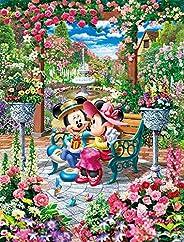 500片 拼图 迪士尼 恋咲皇家花园 紧密系列 【纯白】(25x36cm)