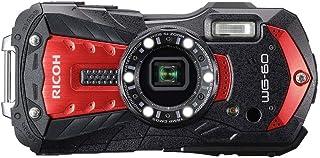 Ricoh WG-60 防水數碼相機(紅色)