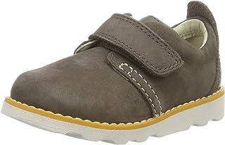 Clarks 男童 Crown Park T 低帮运动鞋