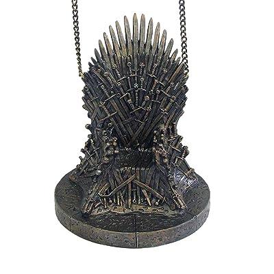 Kurt Adler Game of Thrones 权力的游戏 铁王座雕像