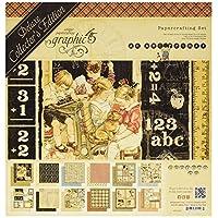 Graphic 45 ABC Primer-Deluxe Collectors Edition