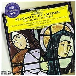 进口CD:布鲁克纳三首弥散曲\约胡姆(2CD)(4474092)